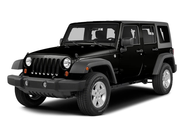 2014 Jeep Wrangler Unlimited Sahara Clearwater Fl