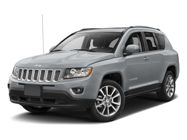 2017 Jeep Compass Latitude Fwd Clearwater Fl Belleair