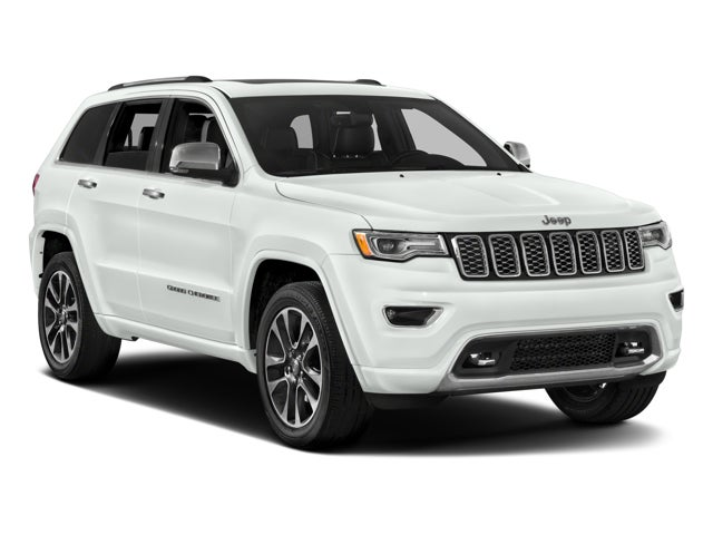 2017 jeep grand cherokee overland configurations. Black Bedroom Furniture Sets. Home Design Ideas