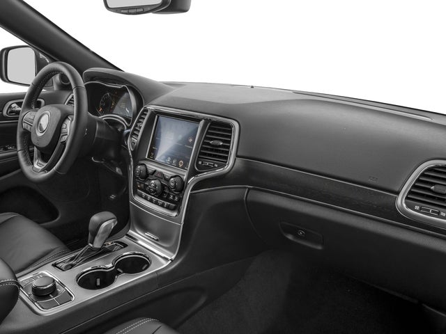 2018 Jeep Grand Cherokee Sterling Edition 4x2 Clearwater
