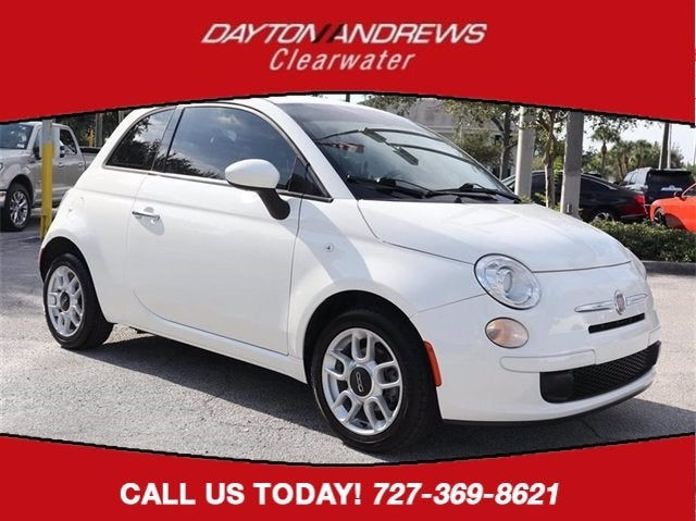 2015 fiat 500 pop clearwater fl belleair dunedin largo florida 3c3cffar7ft549870 2015 fiat 500 pop